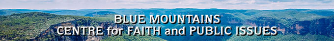 Blue Mountains Centre for Faith and Public Issues