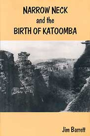 Narrow Neck and the Birth of Katoomba by Jim Barrett