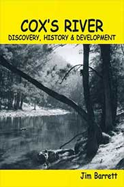 Cox's River: Discovery, History & Development by Jim Barrett